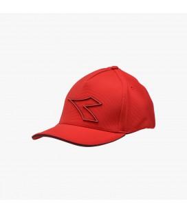 BASEBALL CAP Gorra Roja Diadora